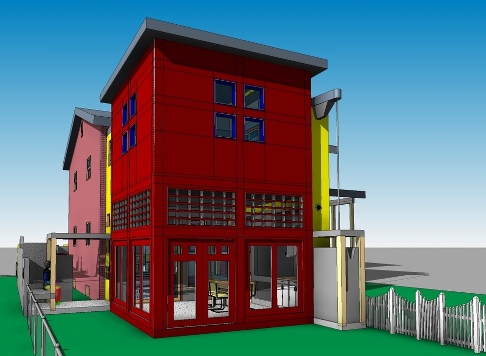 122 Glendale - Rear View of Porch and Bedroom Addition.jpg