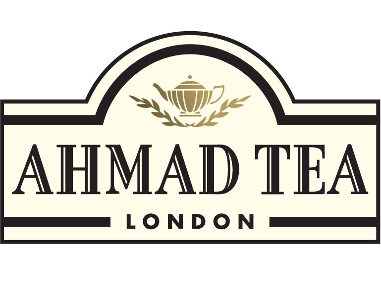 Ahmad Tea logo Gold Teapot.png