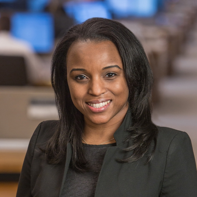Chanel Dennis - Vice President at Goldman Sachs and COO of the Investment Management Division Black Employee Network