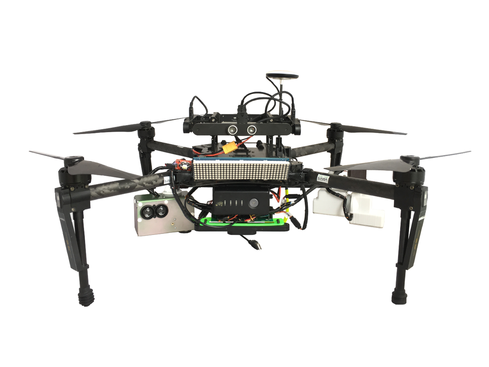 DroneScan Complete System