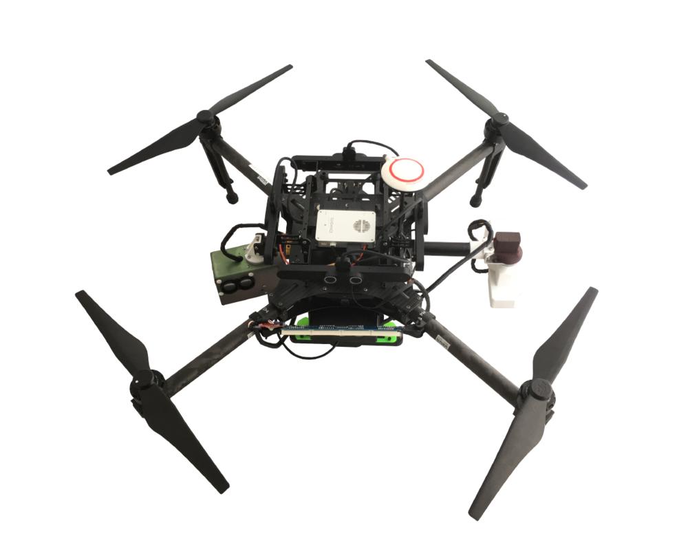 DroneScan calibration