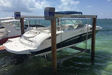 Cradle Boat Lift