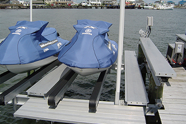 personal watercraft boat lift