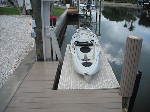 PWC 3000 Personal Watercraft Lift