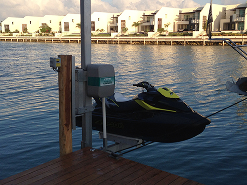 1500 PWC Watercraft Lift