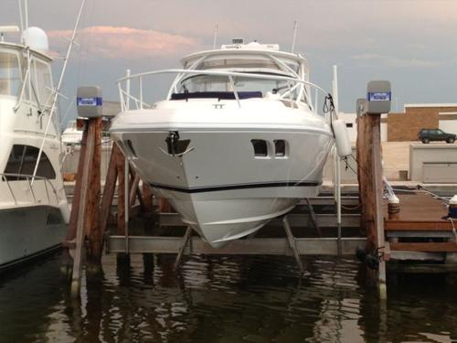 Platinum Cradle Boat Lift