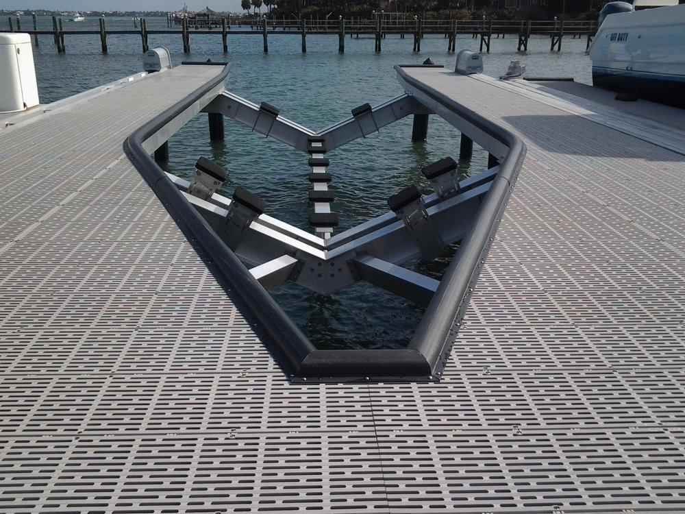 Platform Boat Lift