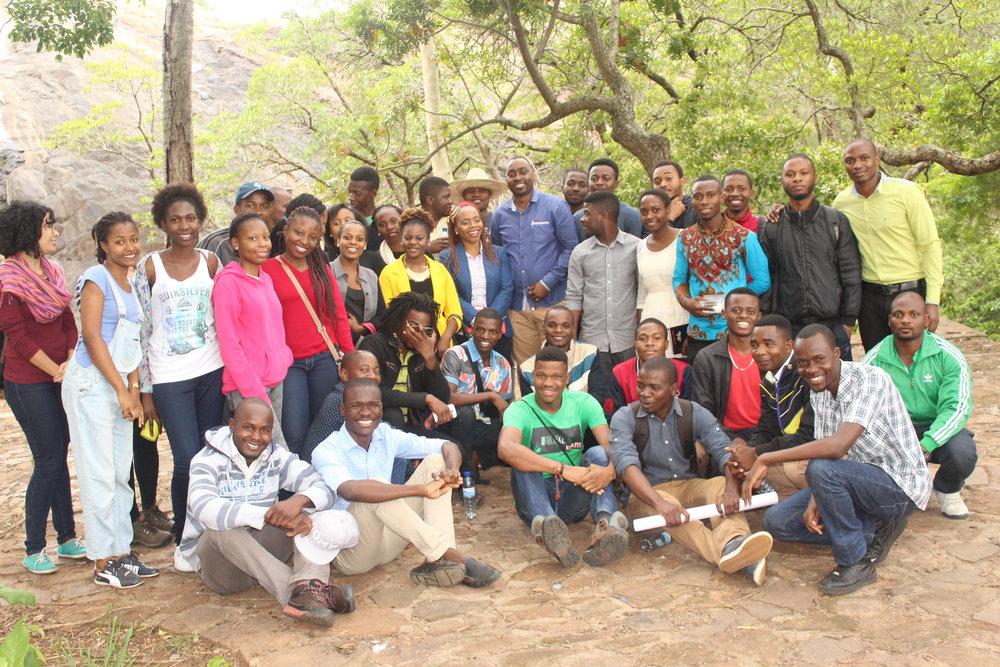 YES Network workshop (Namaacha, 2016) attendants.