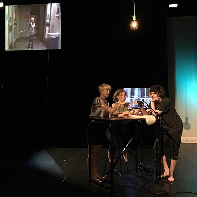 Intermedia play #humanetechosu #lectureonclimate