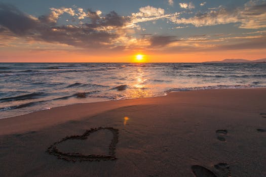 beach sunrise with heart.jpg