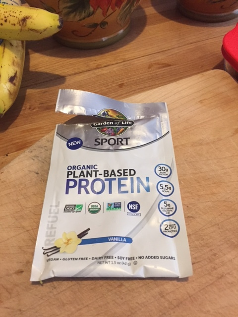 Chocolate Cookie Dough Protein Bites protein powder.JPG