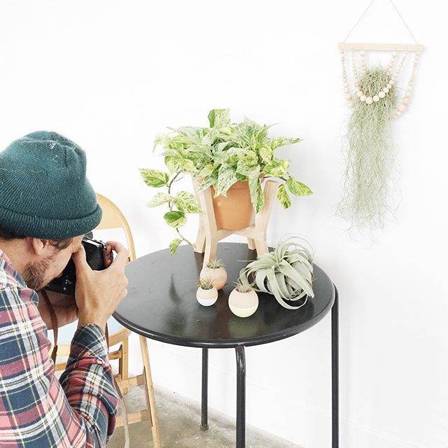 A much needed photo shoot today with @leopoldtim 🌱 the new website is coming along, keep an eye out for it soon 👀