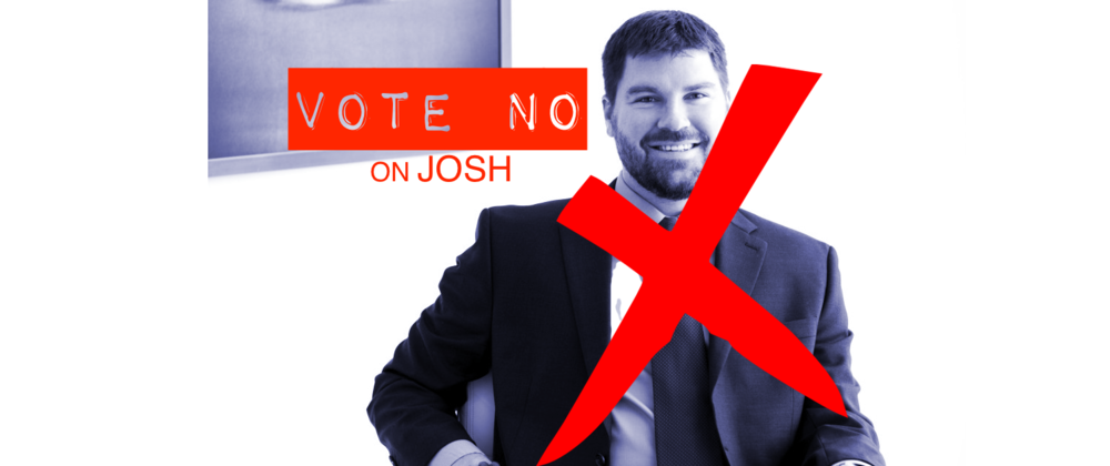 Send your Senator an Email - http://bit.ly/OPPOSEJOSH