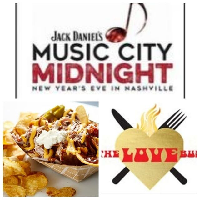Celebrating New Years in our favorite city @musiccitynashville #nashville with our favorite peeps! Serving your favorites plus #beercheesesoup #chilimac come get urs beforeits gone #nye #2019 #foodtrucks @nashville.city #happynewyear #soulrolls #cowboynachos #catfish