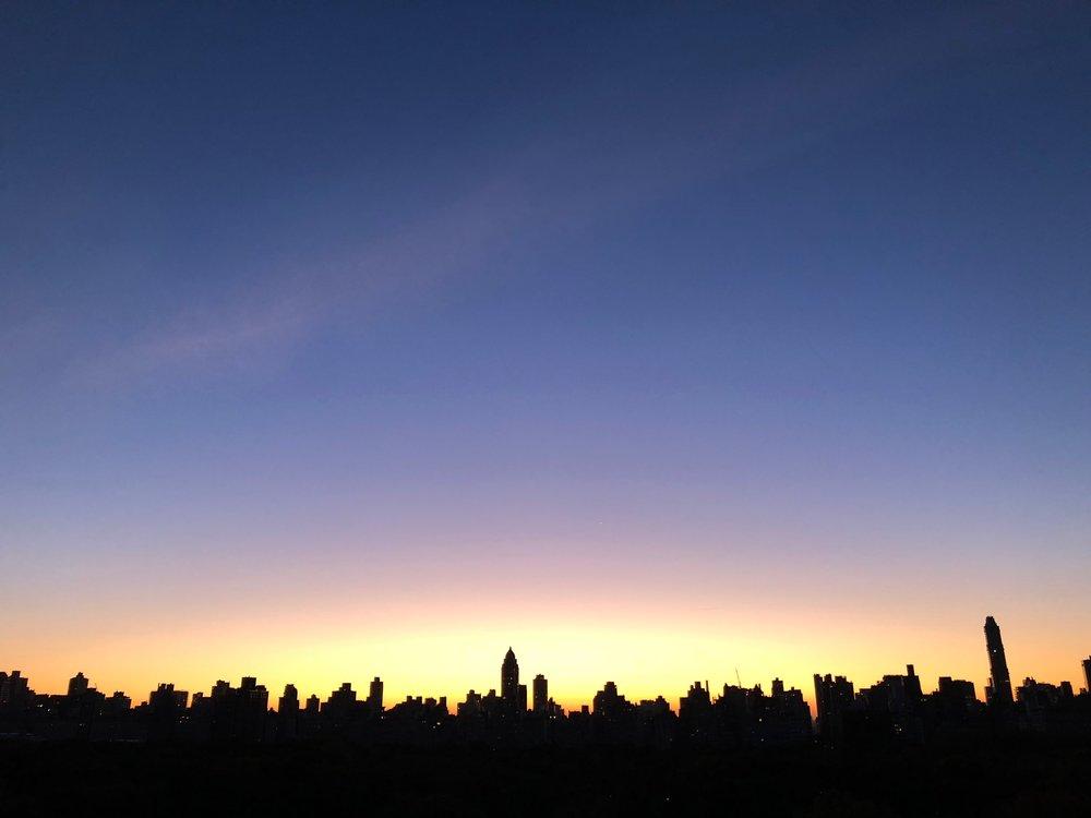 October 28, 6:57 am