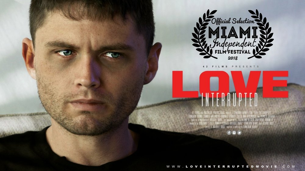 Official Selection at Miami Independant Film Festival.