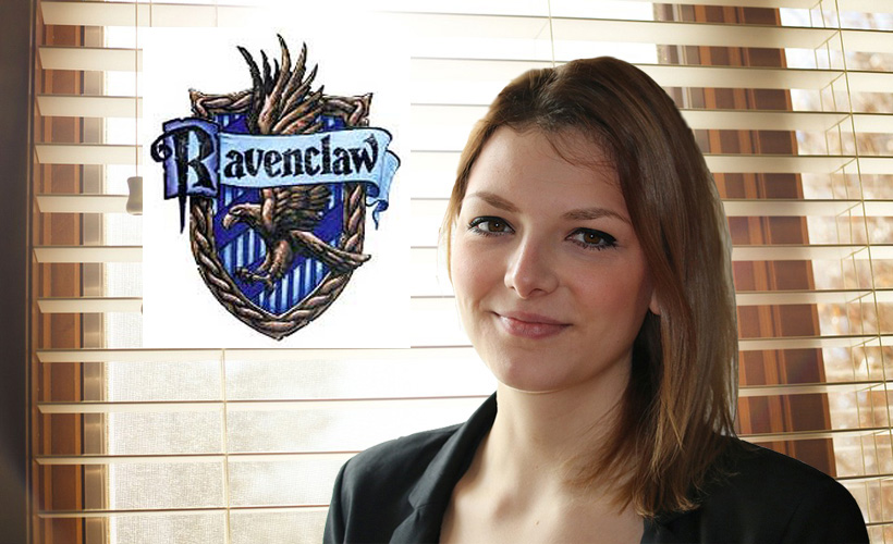 My Self-Care Is Just Me Sorting Myself Into Ravenclaw Over and Over Again -