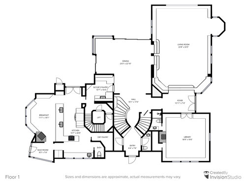 Floor Plans The Stone House Estate