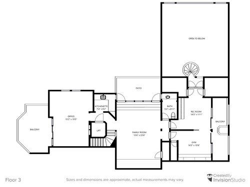 Floor Plans — The Stone House Estate