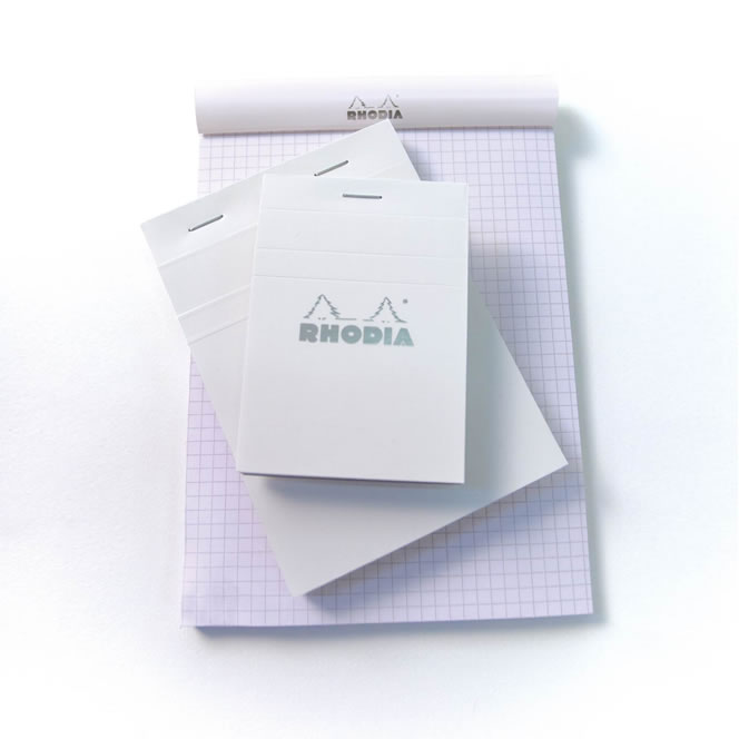 Rhodia Ice Pad - The Study Room London