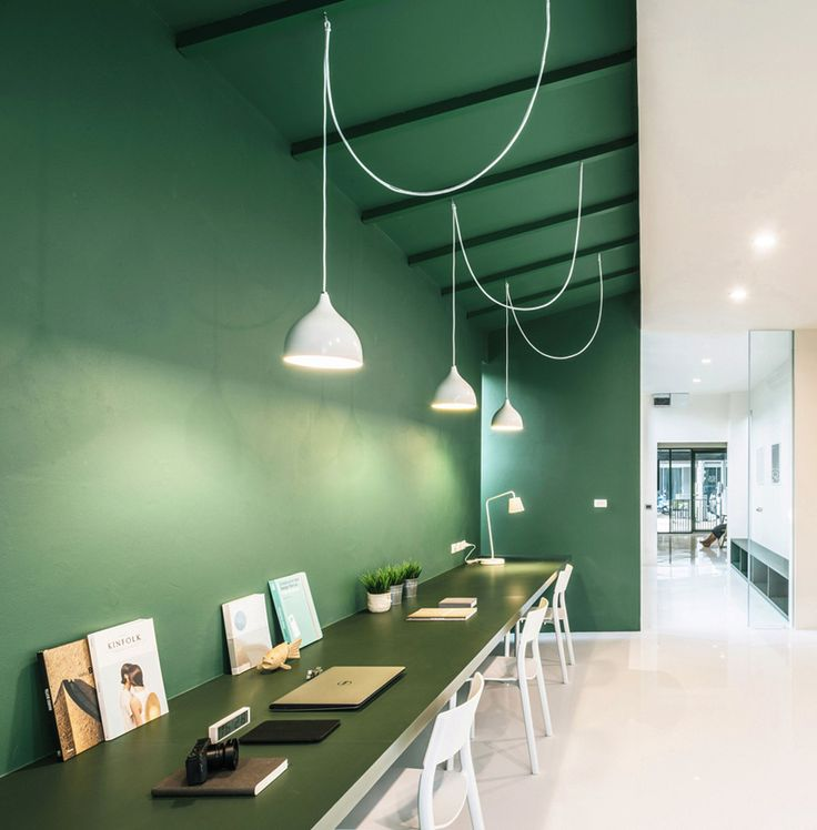 Green Office - The Study Room London
