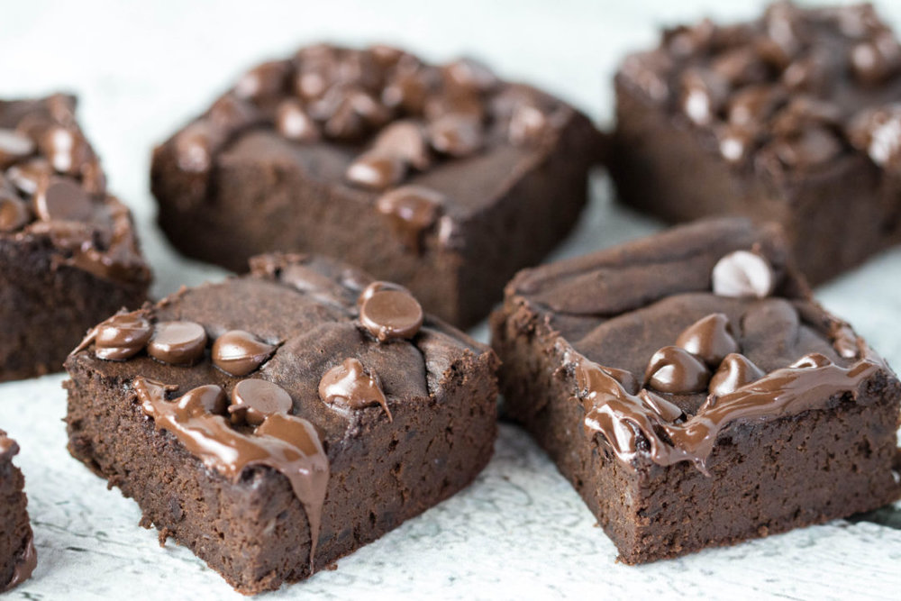 Black Bean Brownies from  Krolls Korner