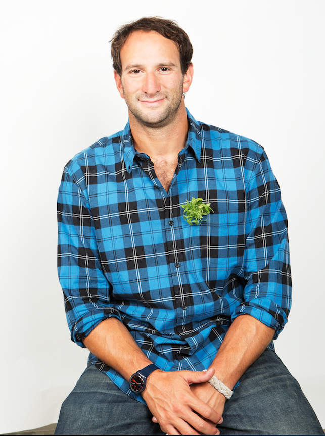 Irving Fain, CEO & CO-FOunder of Bowery Farms