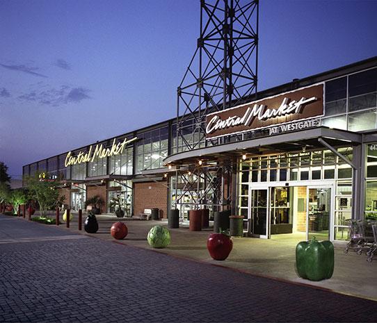 Central Market storefront
