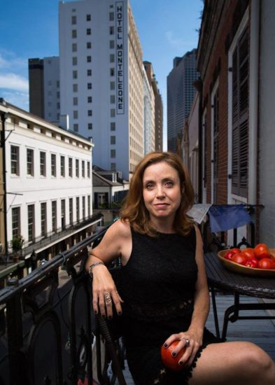 Danielle Nierenberg is the president of Food Tank. Photo credit: Facebook/Danielle Nierenberg.
