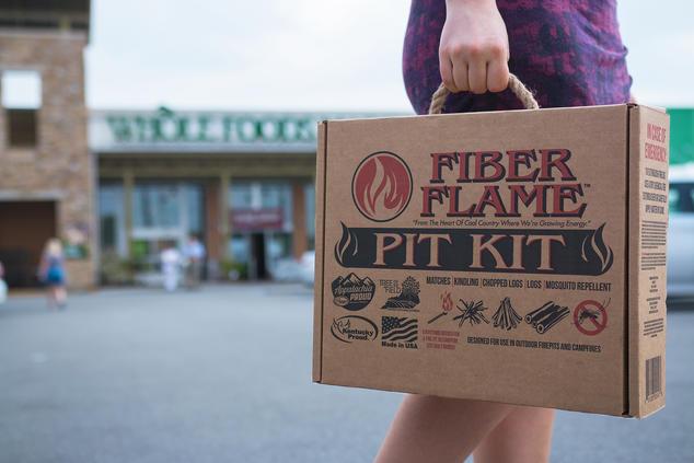 A customer chooses Kentucky-grown kenaf.  Jdeg Video & Photo
