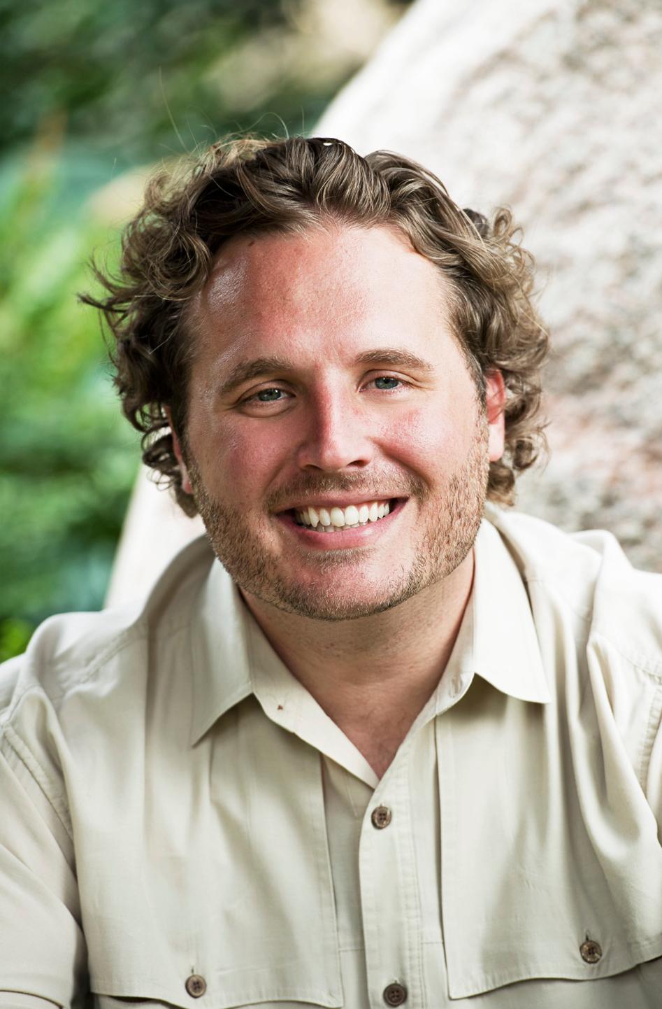 Caleb Harper (Photo: MIT Media Lab)