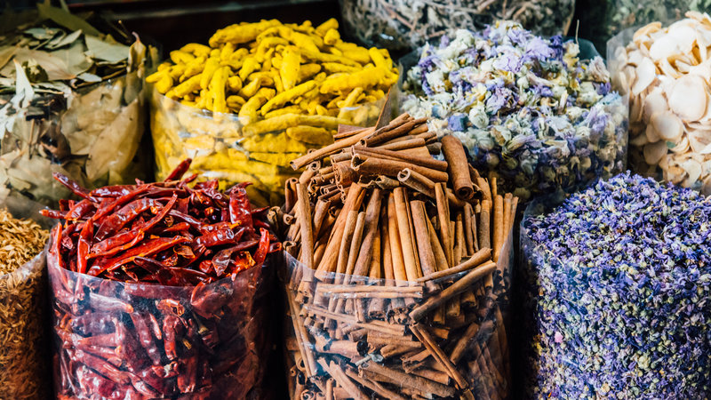 The United States leads the world in spice consumption, but also in spice imports.  Nikada/Getty Images/iStockphoto