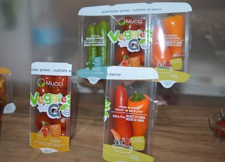 Veggies to Go