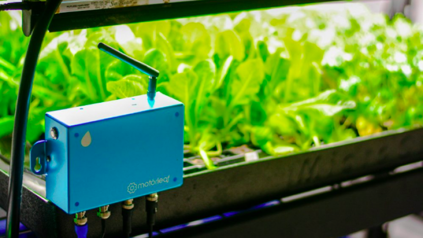 The Agronomist AI uses a range of wirelessly connected devices to monitor crops.