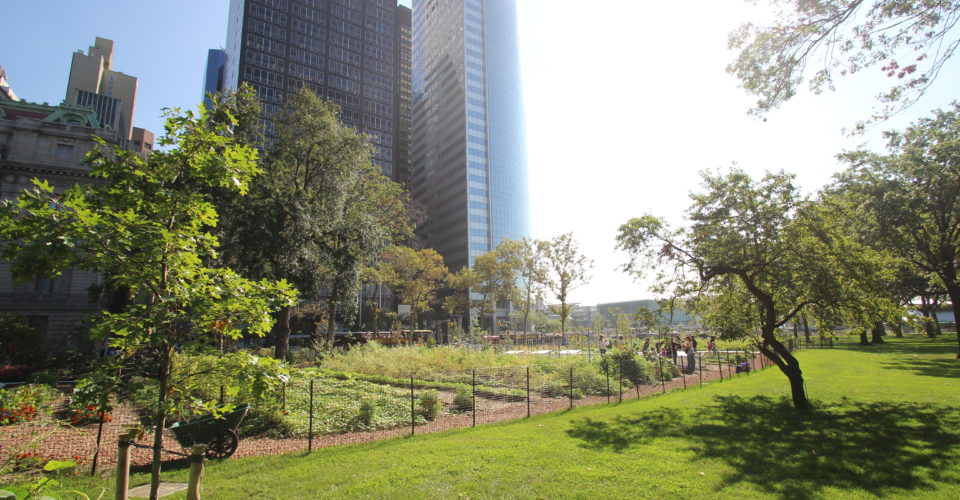 Photo Credit: The Battery Conservancy