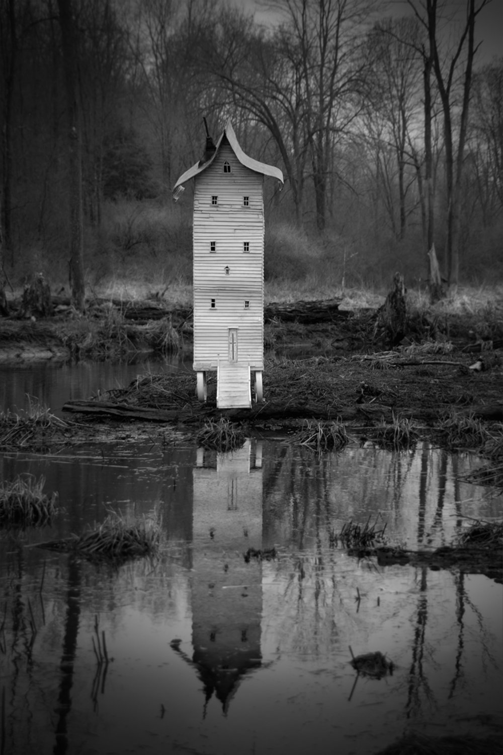 Prayer House, Photograph/Sculpture, Robert Hite, 2006
