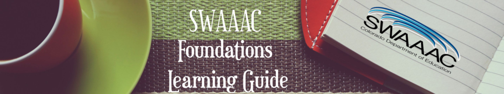 swaaac foundations learning guide