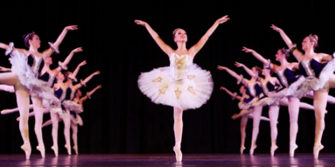The Ridgefield School of Dance: A School of Excellence, Discipline, Challenge and Joy