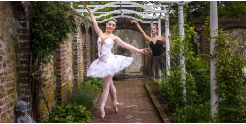 From Beginner to Advanced: Ballet Dancers Thrive on Performance Opportunities June 3, 2016