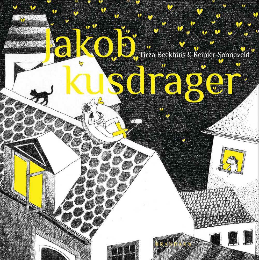 Jakob Kusdrager Picturebook Cover