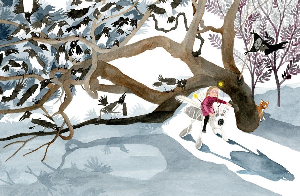 kraaienboom