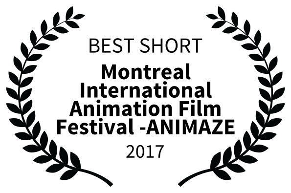 Meeting MacGuffin wins BEST SHORT in the International Animation Short category!