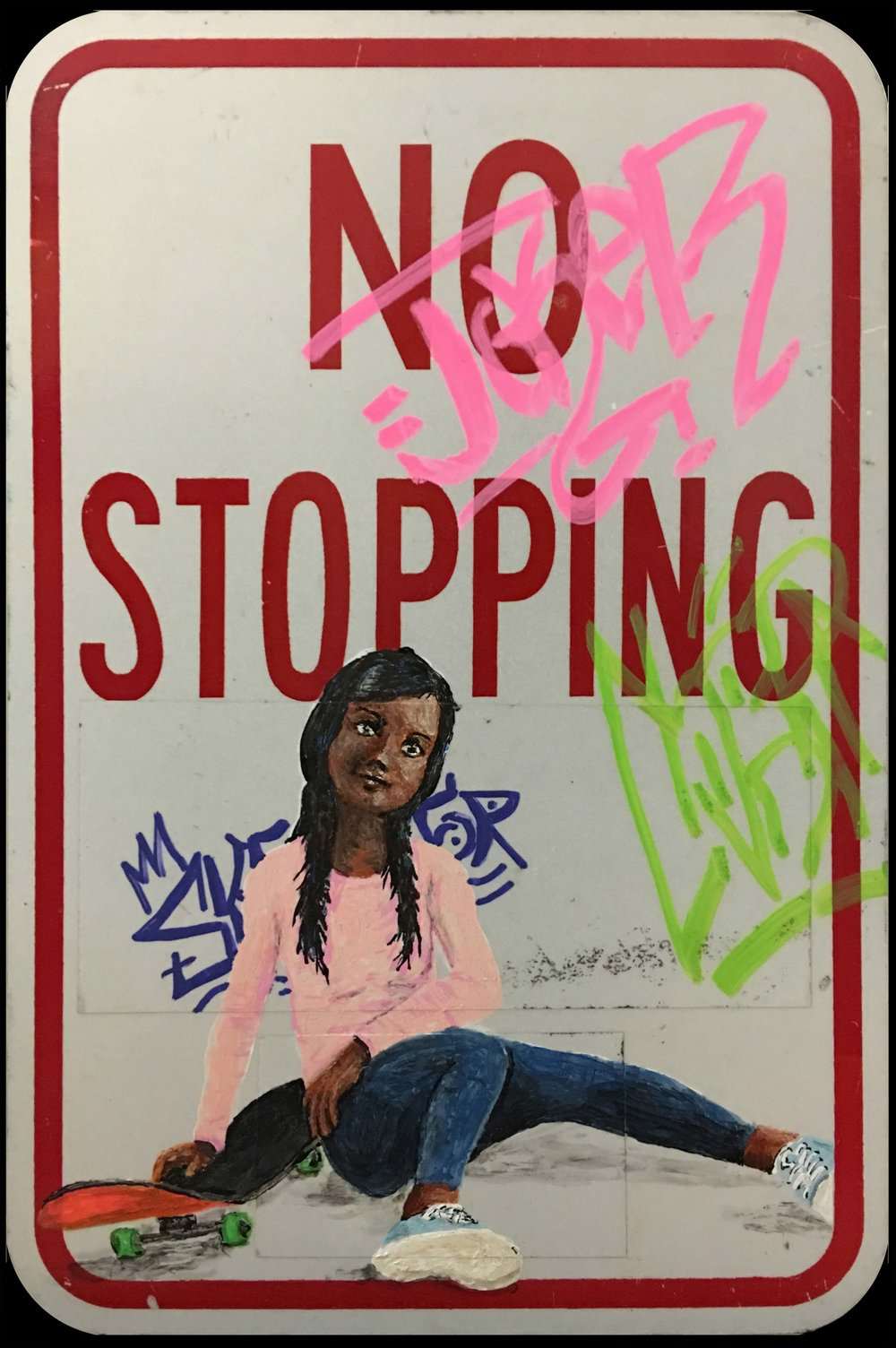 No Stopping (2016)