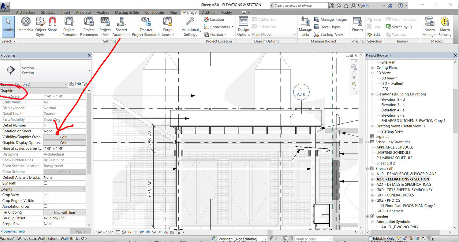 Journal of a Revit Noob: Small Project Challenges
