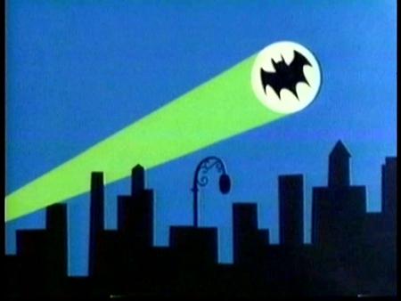 Bat signal, circa 1970