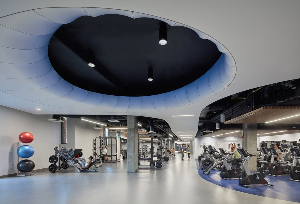 UCLA BRUIN FITNESS CENTER
