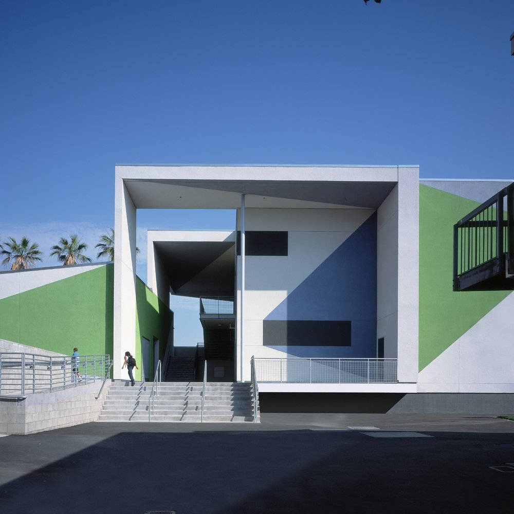 ARAGON AVENUE ELEMENTARY SCHOOL ADDITION