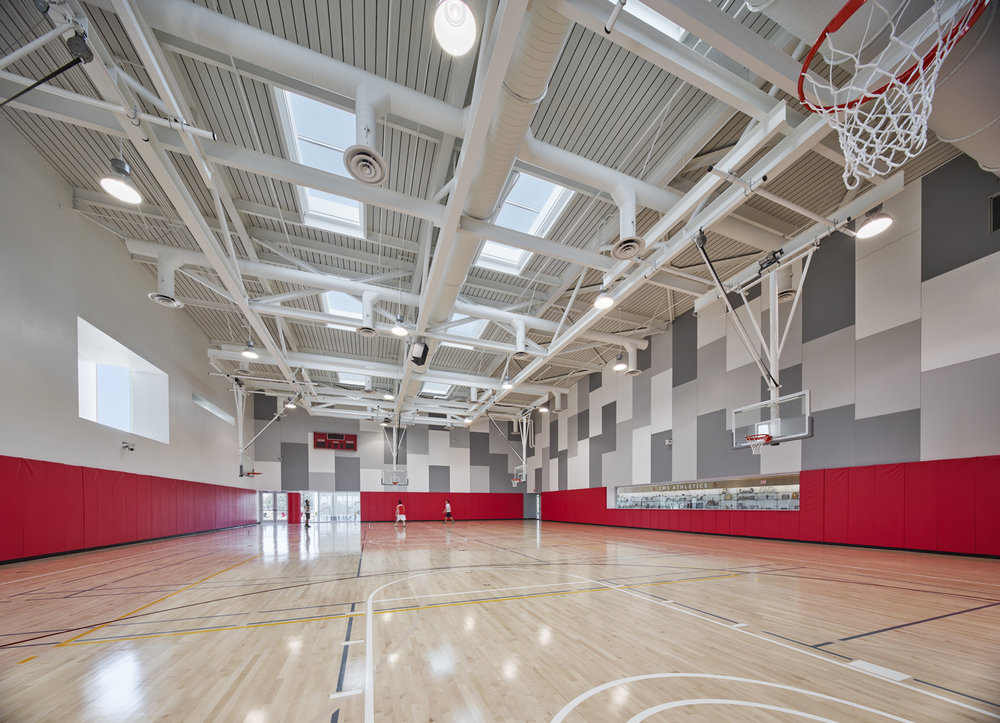 Recreation gym