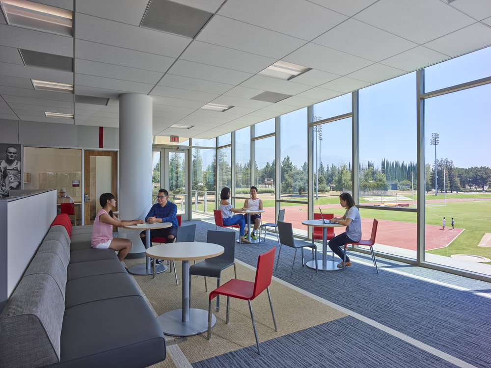 Administration lounge