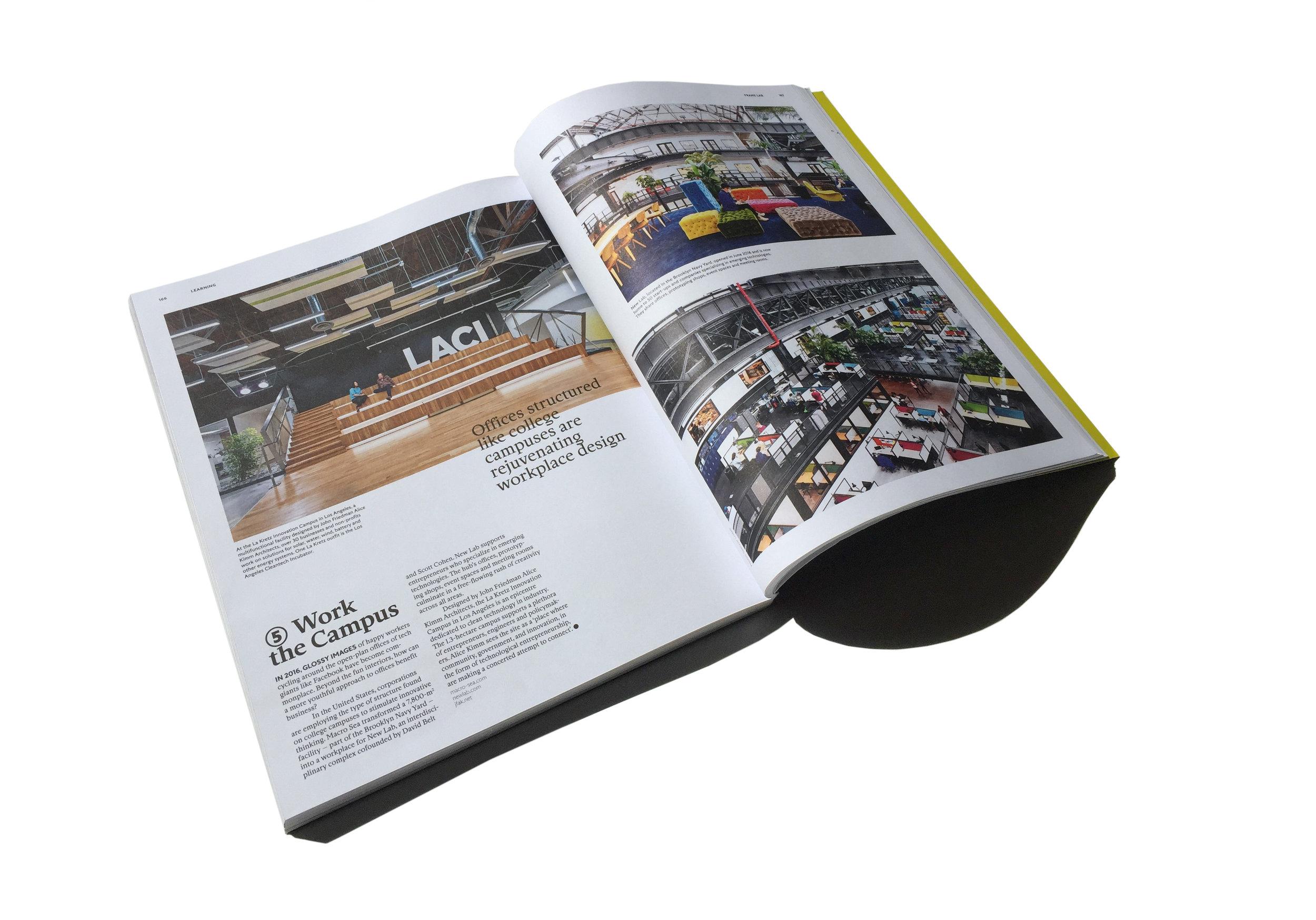 Frame Magazine: Work the Campus | La Kretz Innovation Campus — JFAK ...